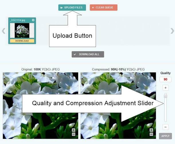 Kompres Foto Online Dengan Hasil Optimal