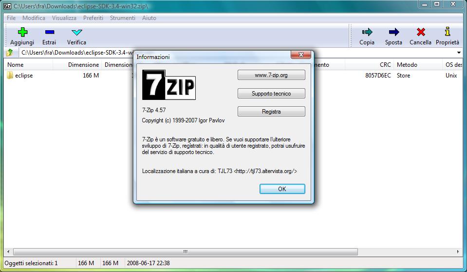 7-Zip Kompresor File Gratis Untuk PC