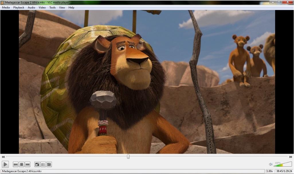 Nyamannya Nonton Film Dengan VLC Media Player
