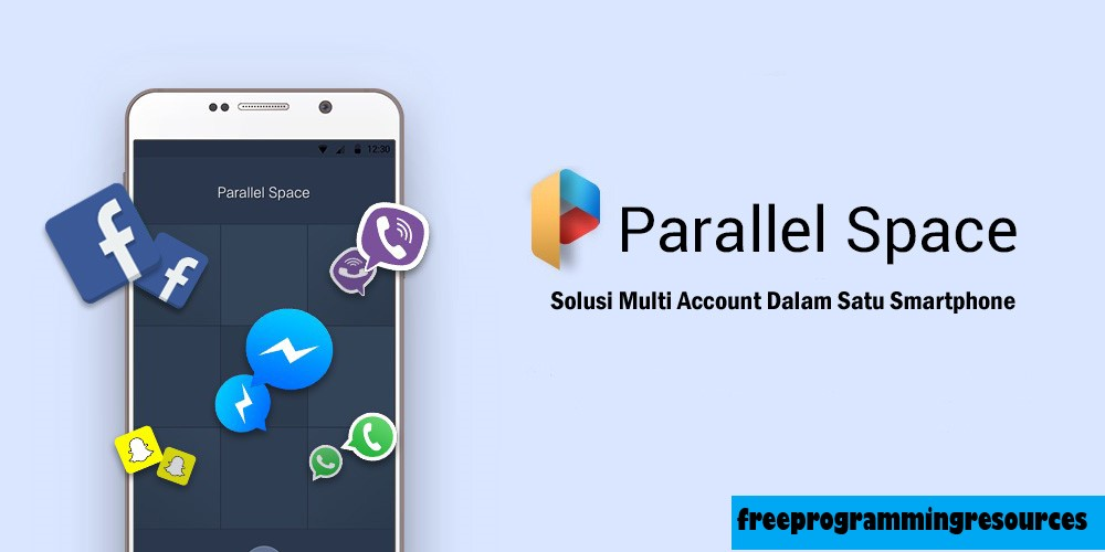 Review Aplikasi Parallel Space