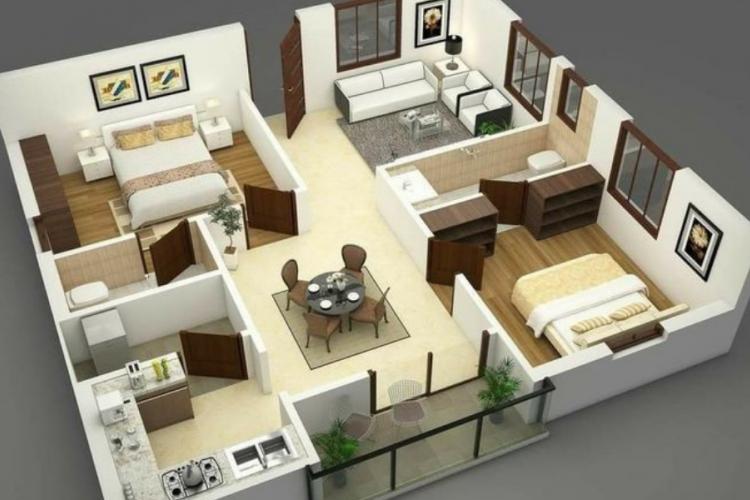 10 Aplikasi Android dan IOS untuk Design Rumah Kamu