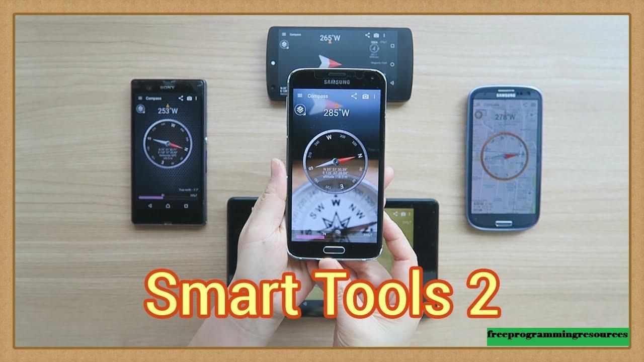 Review Aplikasi Smart Tools